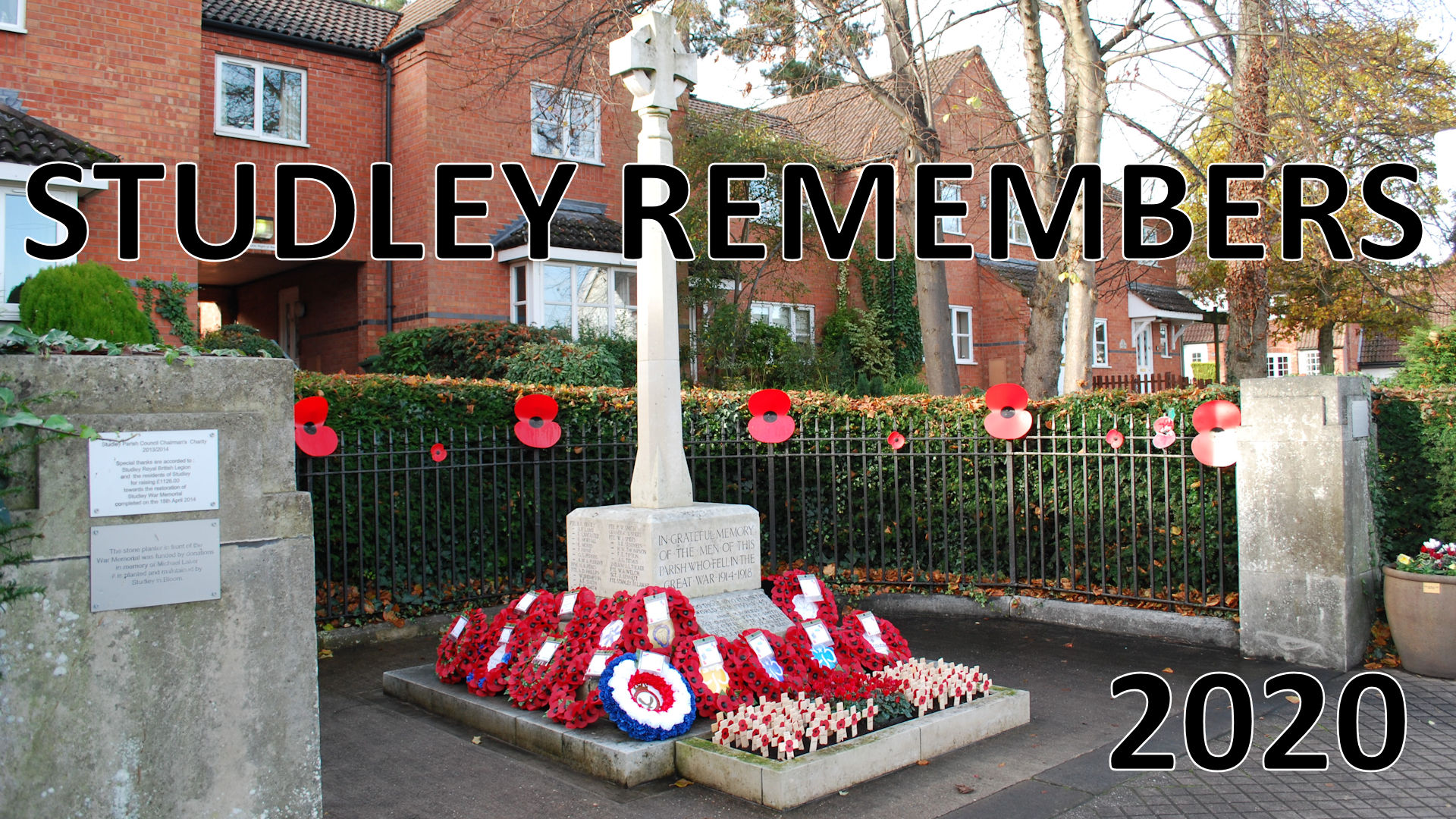 Studley Remembers